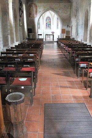 Martinskirche: Das Innere