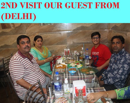 Charming Chicken: 2ND VISIT OUR GUEST FROM (DELHI)