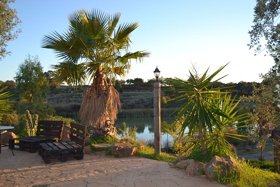 El Charco: Terraza Chill Out