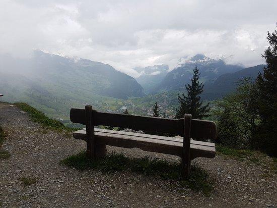 Pfingstegg: Ponto de contemplação da paisagem