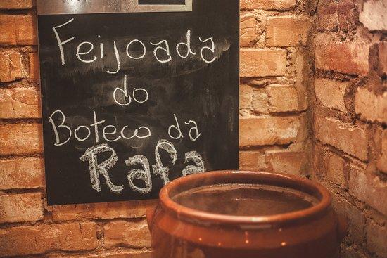 Botequim Barao: O melhor caldinho de feijão da cidade