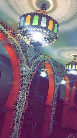 Restaurant L'Agadir: Salle