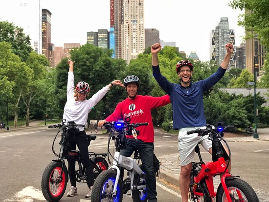 NYC Adventure eBike Tours