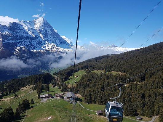 Mt First Admission in Grindelwald: Teleférico