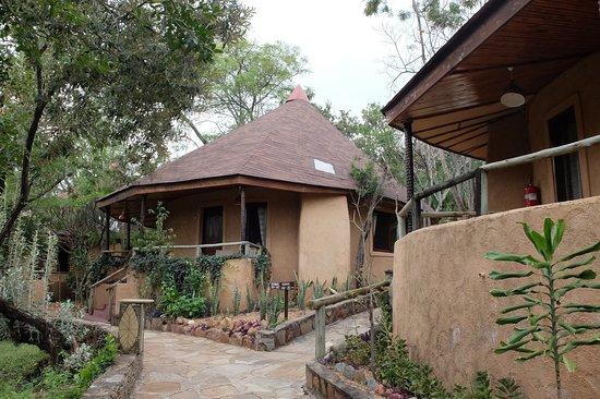 Mara Sopa Lodge: Les chambres
