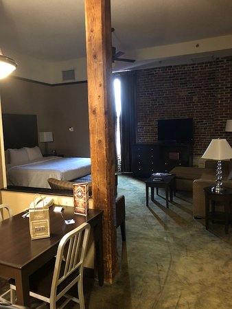 Homewood Suites by Hilton Indianapolis-Downtown : Roome 414
