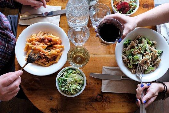 Ingrain Pastificio: Lunch with Maddi