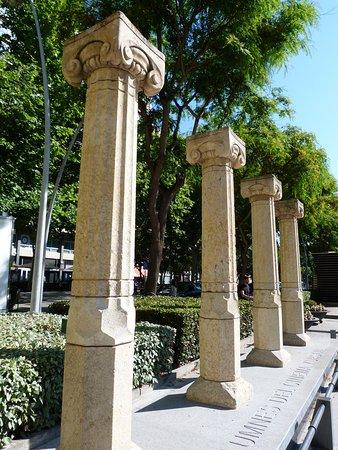 Columnas del Kursaal