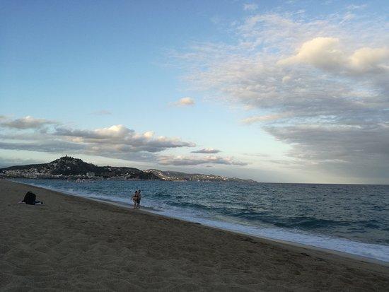 Playa de S'Abanell: Plaża