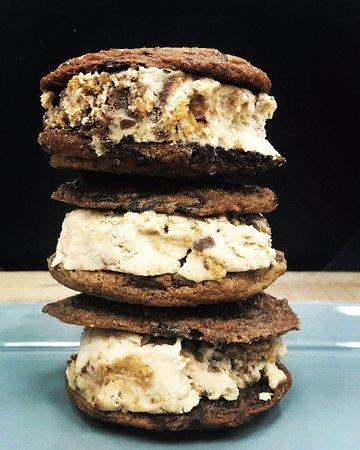 BjornBar Bakery: Ice Cream Sandwiches