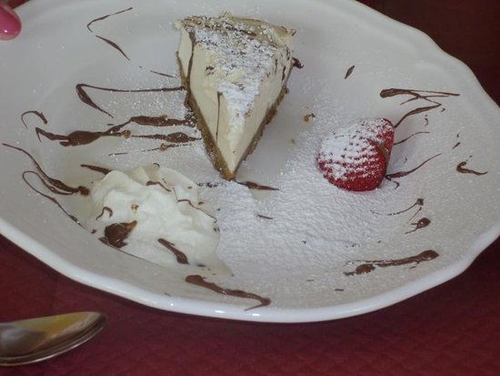 The Sunburnt Arms: Cheesecake