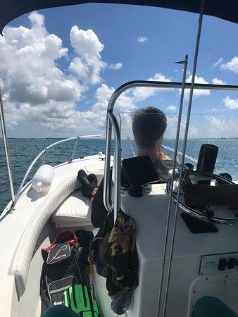 Captain Jimmy Tours: Salt life
