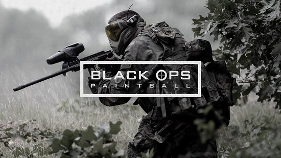 Black Ops Paintball