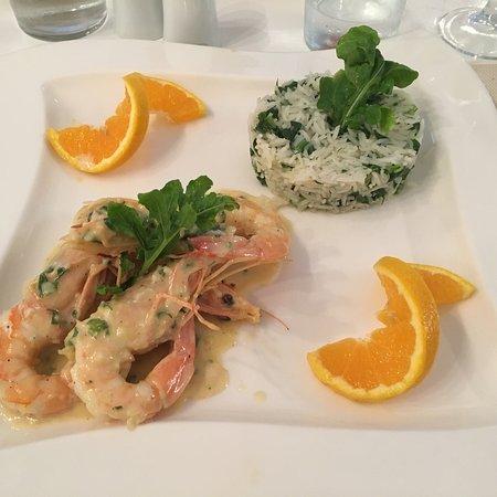 Bilde fra 9 Muses Restaurant