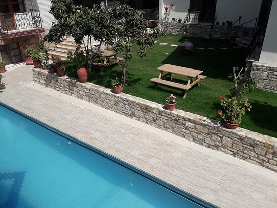 Sezgins Boutique Hotel: Room View (Pool & Garden)