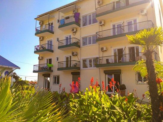 Hotel Saba in Shekvetili