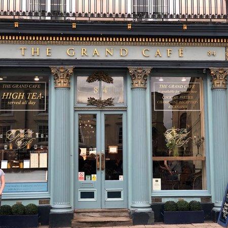 Bilde fra The Grand Cafe