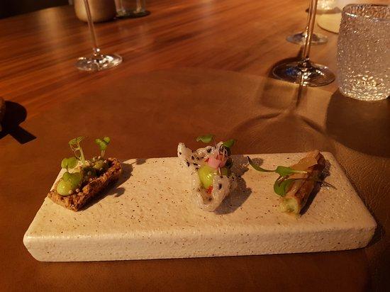 VANE Restaurant: Subliem gerecht