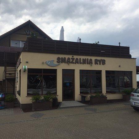 Photo0jpg Picture Of Bar Smazalnia Ryb Rewa Tripadvisor