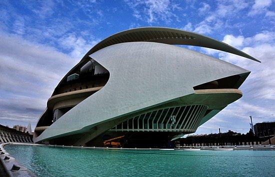 Ciudad de las Artes y las Ciencias: опера