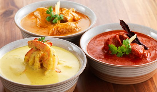 Zafran Indian Bistro - Turki Square: Array of Curries