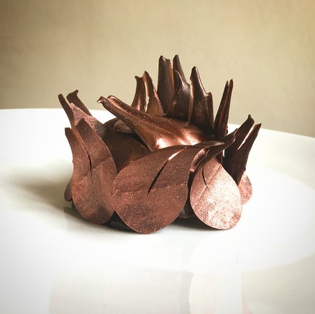 Aire Gastrobar: Chocolate & toffe