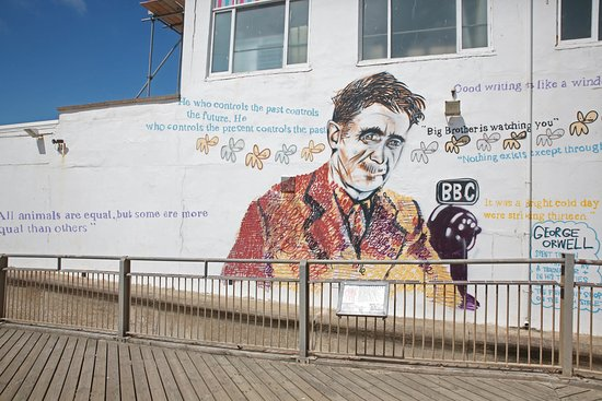 Southwold Pier George Orwell