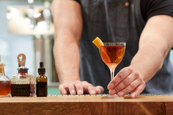 Fifth Arrow: Check our menu for latest craft cocktail offerings.
