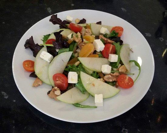 Petisqueira Confiança: Salada à Confiança