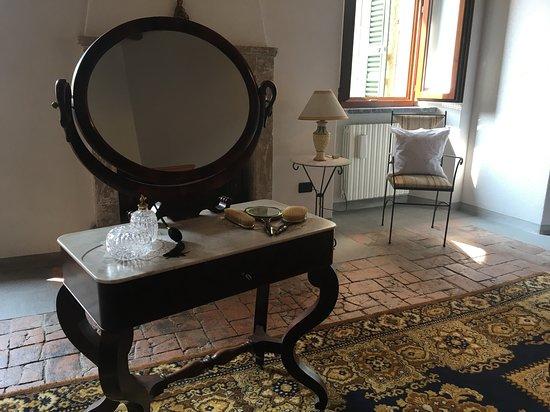 Barghe, Italy: Camera Matrimoniale con bagno privato