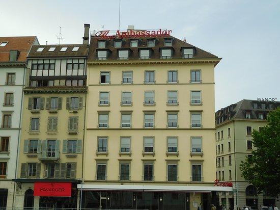 Hotel Ambador Updated 2018 Reviews Price Comparison Geneva Switzerland Tripadvisor