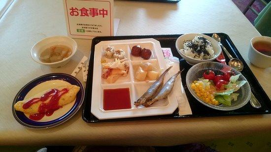 Hotel Sakurai: ブッフェ朝