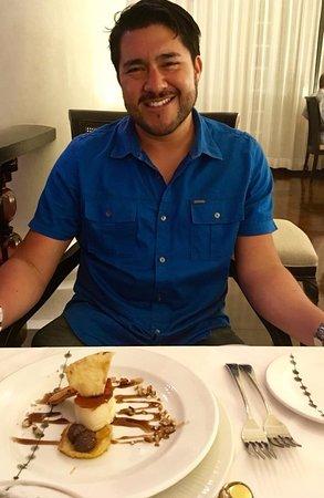 Barcelo Maya Palace: Uno de los deliciosos platos del restorán francés