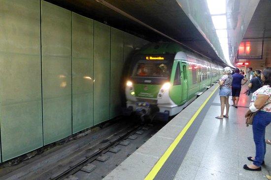 Metrô de Fortaleza - Fortaleza, Ceará