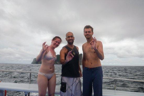ProFun Divers: Paulo!