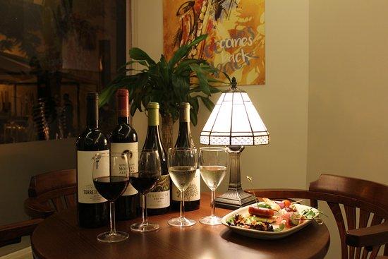 Aperitivum: Wine tasting Saturday all day long