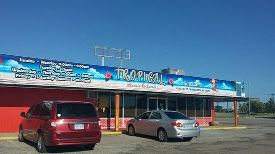 Tropical Mexican Restaurant Wakeeney Reviews Phone Number Photos Tripadvisor