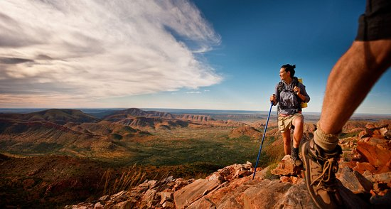 Alice Springs, Australia: Hiking in the MacDonnell Ranges
