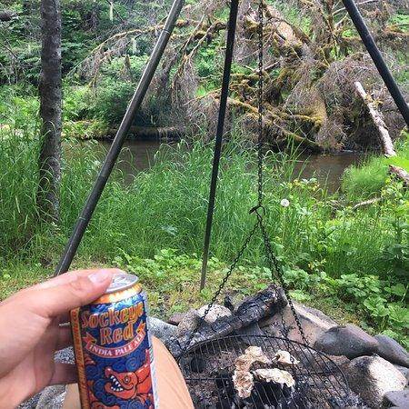 Alaska Creekside Cabins: photo0.jpg