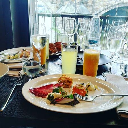 Bilde fra Mlýnec Restaurant