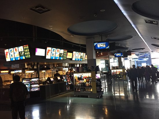 Burnaby, Canada: Cineplex at Metrotown