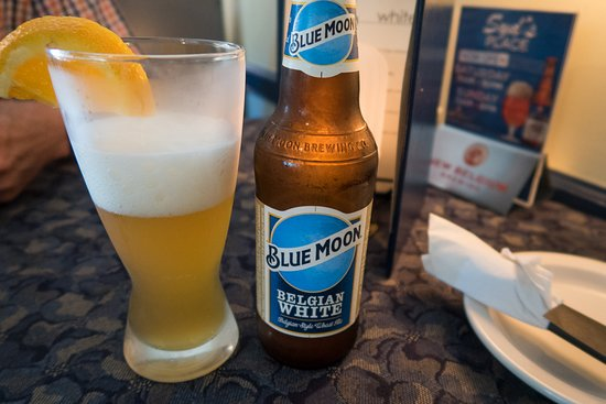 Syd's place: Blue Moon!