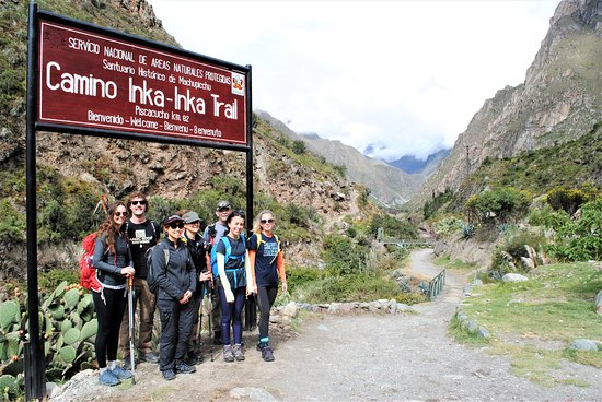 Andean Path Travel