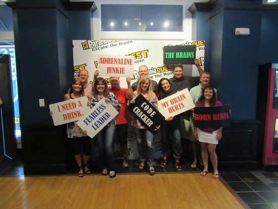 Paranoia Quest Escape the room: Escape room Buford