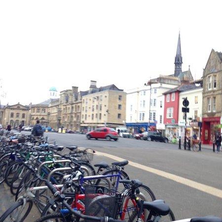 Bilde fra Oxford City Walk