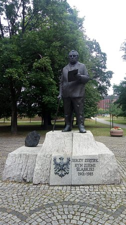 General Jerzy Zietek Monument