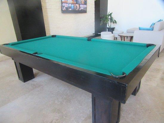 Casa Dorada Los Cabos Resort & Spa: Pool Table, Casa Dorada Las Cabos Resort & Spa, Cabo San Lucas