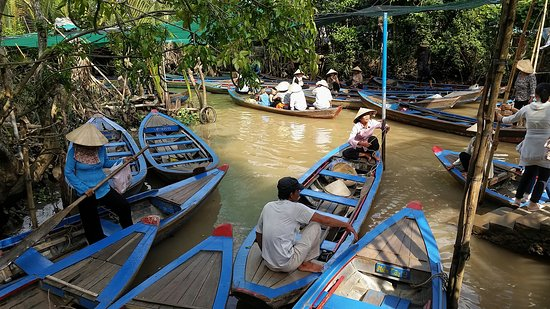 Cu Chi Tunnels & Mekong Delta Full-Day VIP Tour from Ho Chi Minh city: Mekong Delta