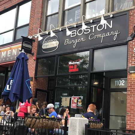 Foto de Boston Burger Company