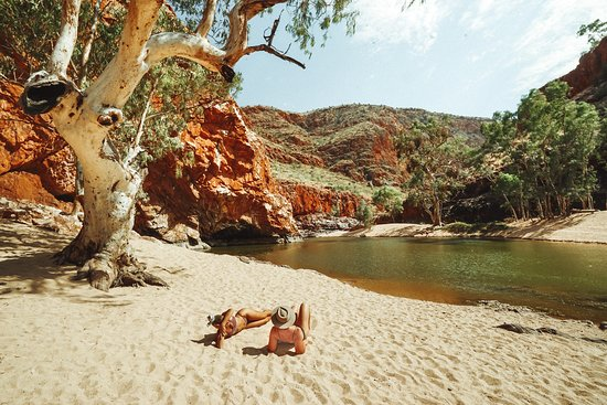 Alice Springs, Australia: Ormiston Gorge
